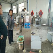 菠菜丸子机猪肉粉条丸子机厂家豆腐丸子成型机图片