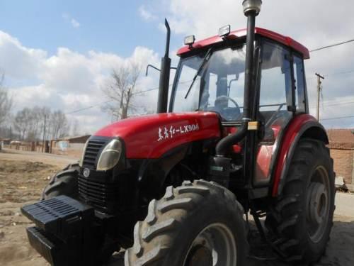 二手农业机械个人东方红904拖拉机出售