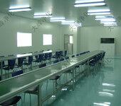 空气净化车间,微生物化验室,无菌化验室净化工程,千级无尘洁净车间