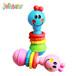 jollybaby澳洲品牌婴儿玩具手摇铃手抓响球宝宝益智厂家直销
