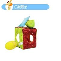 布质积木塞,软布积木盒,早教益智玩具图片