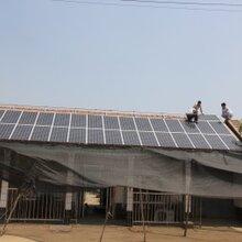 上海太阳能电池板厂家5KW-50MW并网发电系统,全套上门安装5年质保