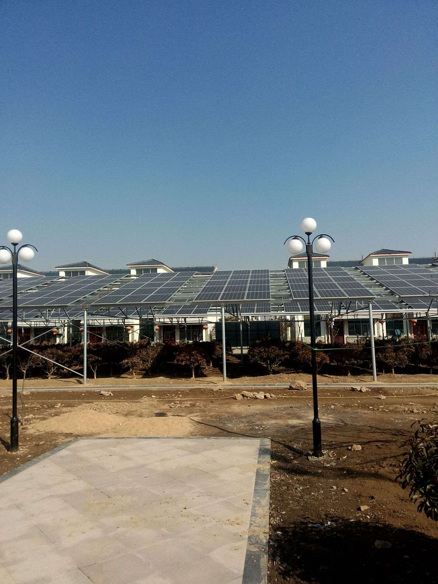 天津太阳能电池板厂家5KW-50MW并网发电系统,上门安装