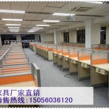 合肥瑶海区隔断工位办公屏风6人位组合屏风办公桌一对一培训桌厂家直销专业定制