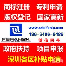 2019年深圳市龙华区中介服务业资助-高新认定-企业研发资助-政府项目申请
