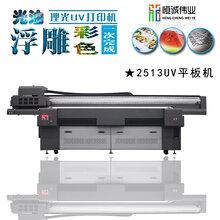 2513UV打印機高落差大批量生產拉桿箱背景墻廣告等圖片