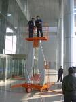 铝合金升降机供货厂家图片