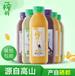 一榨鲜玉米汁有机玉米绿豆五谷杂粮汁428g6瓶礼盒装诚招代理加盟