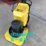 供應多磨頭研磨機可外接吸塵器的打磨機電動四盤打磨機