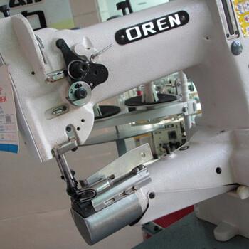 供应进口奥玲箱包特种机工业同步机械拉杆箱缝纫设备批发