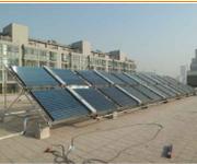 学校太阳能热水工程解决方案图片