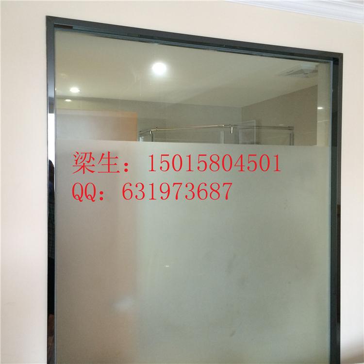 不锈钢趟门玻璃包边条u型槽防刮手收边条