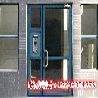 铝型材单元门