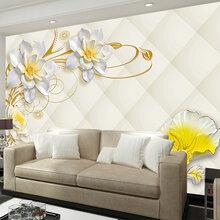 竹木纤维护墙板uv打印机内墙装饰水泥板电视背景3d数码印刷机