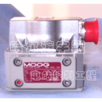 原厂配供MOOG伺服阀072-2623哈汽机组配套专用