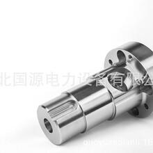 汽轮机关键壳体_减速机轴端轴头_汽轮机备件加工