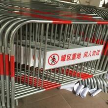 深圳不锈钢铁马厂家、施工围挡不锈钢防撞栏隔离栏