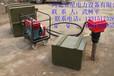山西运城+汛期抢险物资准备—防汛物资储备+防汛植桩机+抗洪堤坝打桩机(售后维护)