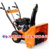 配备的创新型高耐磨螺旋绞轮刮板,保证清雪的同时不会对地面造成损害的小型自动扫雪机