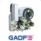 德国CABHermes+系列自动贴标机360度旋转贴标全自动化