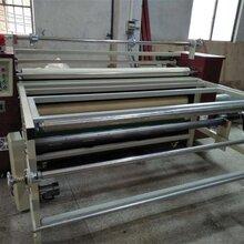 广东厂家销售布料热转印印花机机带工作平台豪华型热转印机图片