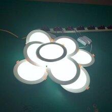 家居商业照明LED筒灯图片