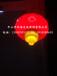 科海kh大红灯笼亚克力LED灯笼、节日喜庆户外塑料led灯笼、防水红灯笼串批发
