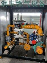 焦作燃气调压柜选用润丰设计参考