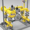 燃气系统的调压器RTZ-100型号多样润丰提供
