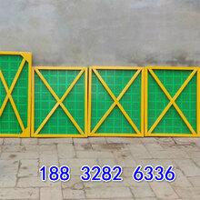 高层建筑安全防护网外层防护镀锌板爬架网片爬架防护圆孔网