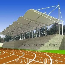 江西膜結構停車棚制作,膜材加工、批發,膜結構遮陽棚設計圖片