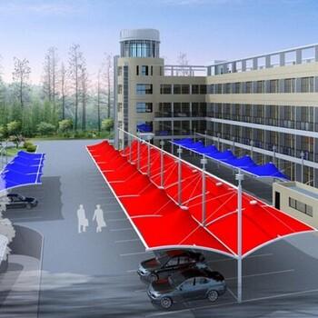 景观张拉膜定制、膜结构停车棚设计安装、PVDF张拉膜厂家直销批发