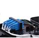 分纖箱生產廠家16芯光纜分纖箱塑料抱桿光聯通信