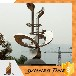 校园雕塑不锈钢大型雕塑大集锦,厂家定制