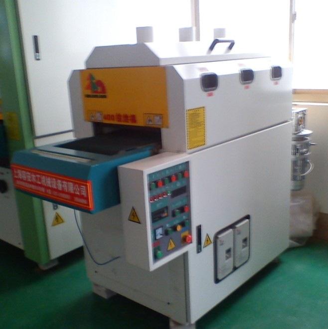 上海售深度木材纹路拉丝机木纹拉丝机