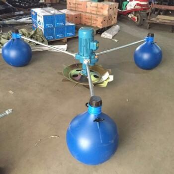YL-1.5KW叶轮式增氧机养鱼养虾改善治理水厂家直销批发