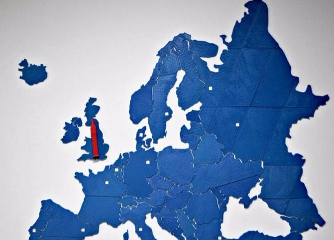 东莞3d打印大量供应地图拼图世界地图欧洲地图