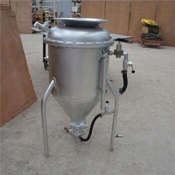 BQF-100风动装药器气动装药器铁矿用装药器