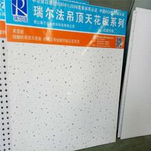 河北廠家直銷-吊頂天花板,吸音天花板、防水天花板圖片