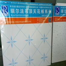 天花板大型生產廠家直銷,具有防火、吸音、防水、抗菌的吊頂天花板材料圖片