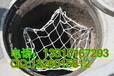 合肥窨井防护网安装#厂家批发井盖防护网#冀红防坠网常用规格