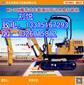 WX-DGN履带式车载防汛抢险打桩机打桩车——名声鹤立R河北五星专利产品