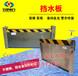 神器防积水倒灌A3用铝合金挡水板+不锈钢防汛板解决一切问题