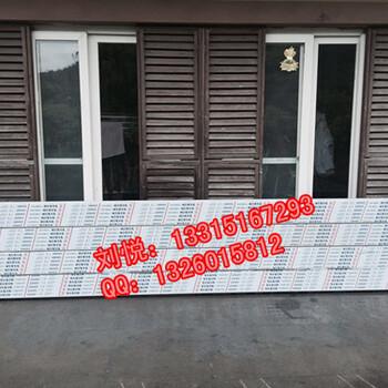 北京铝合金挡水板{厂家报价}常见的车库挡水板规格——著名品牌