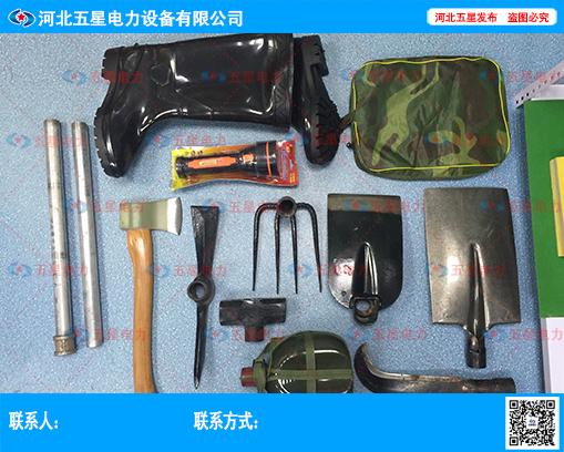 19件套防汛组合应急包_优质抢险救灾组合工具包里有什么