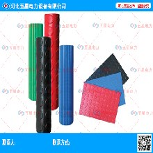 黑色圆点绝缘胶垫厂家/防滑橡胶垫_防静电胶垫规格+5个厚图片