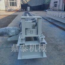 镀锌彩钢围挡设备A潍坊平面安装彩钢围挡机器A围挡成型机板材成品图片