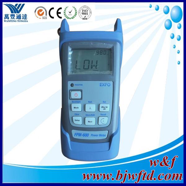 原装加拿大EXFO光功率计FPM-600(FPM-602FPM-602X)40个波长