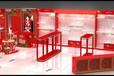 沈阳化妆品烤漆展柜厂