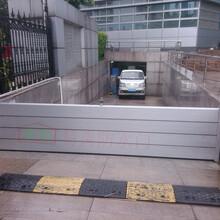 地鐵防汛擋水板變成必需商品圖片